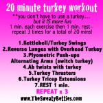 turkeyworkout