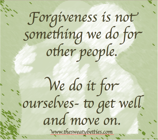 FORGIVE