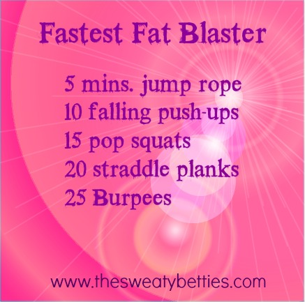 FastestFat Blaster