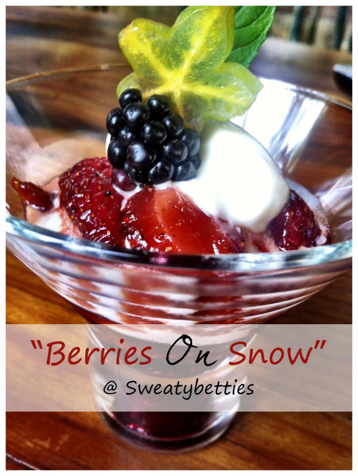 Berries-On-Snow