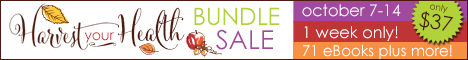 Harvest_Your_Health_Bundle_Sale_468x60